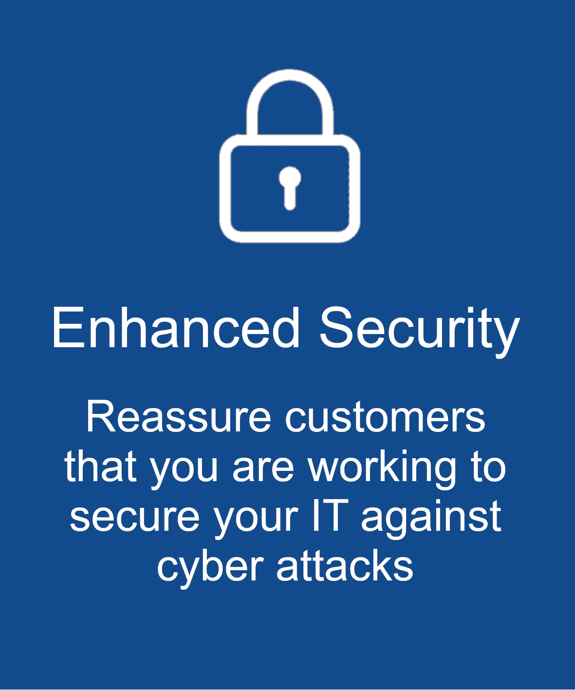 Enhanced Security
