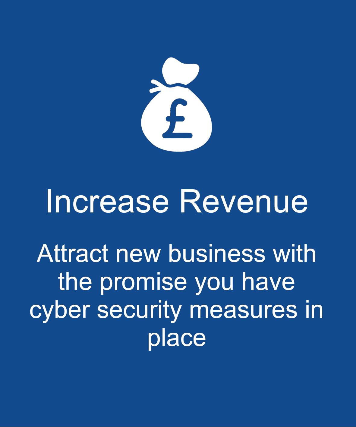 Increased Revenue